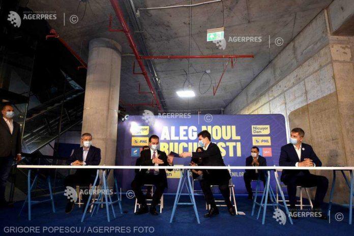 AlegeriLocale 2020/Barna: Obiectivul PNL şi USR-PLUS pentru Bucureşti - un oraş din care nimeni să nu plece de nevoie