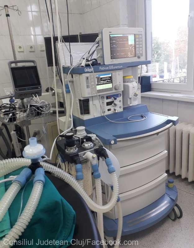 Cluj: Aparat medical ultraperformant, pus în funcţiune la Spitalul de Copii