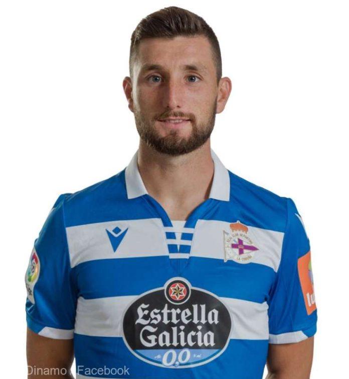 Fotbal: Dinamo l-a transferat pe spaniolul Borja Valle de la Deportivo la Coruna