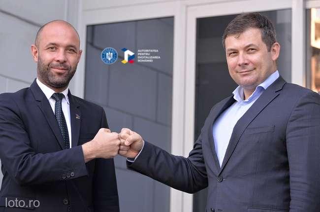 Platformă online creată de Autoritatea pentru Digitalizarea României pentru comercializarea jocurilor loteristice
