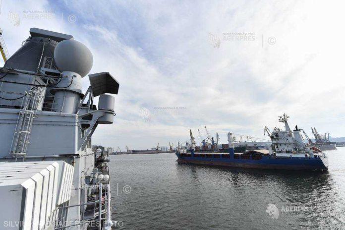 Constanţa: Un bastiment al Forţelor Navale Române participă la exerciţiul multinaţional NUSRET 20, în Mareea Egee
