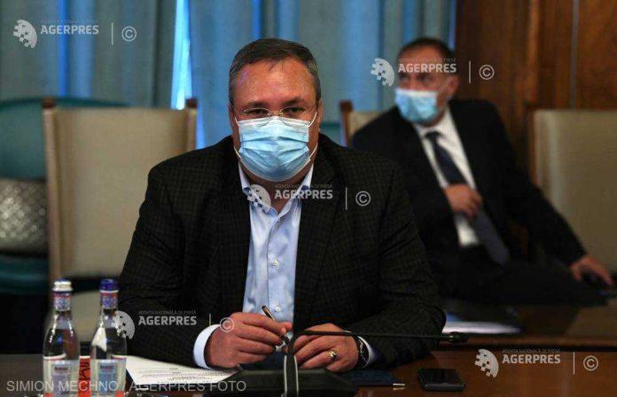 Coronavirus/ Ciucă: Trebuie să rămânem vigilenţi; criza sanitară să nu devină o criză de securitate