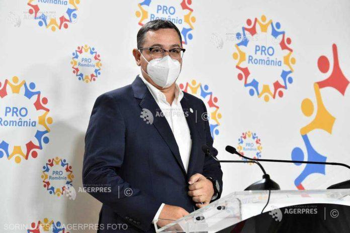 VIDEO Ponta: Alegerile să fie amânate din motive sanitare; parlamentarii - fără salarii după încheierea mandatului