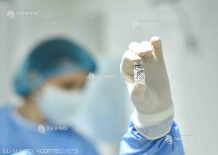 VIDEO Campania de vaccinare anti-COVID/ 5.993 de persoane - imunizate în ultimele 24 de ore